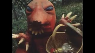 Kamen Rider Amazon Mole Beastman Tokusatsu Toei