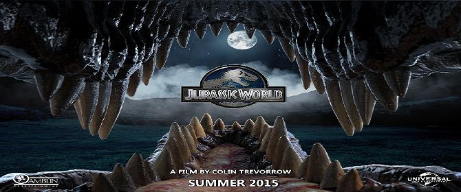 Vdeo promocional do filme  Jurassic World