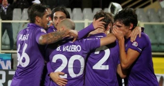 Jadwal pertandingan bola : Fiorentina vs Juventus � Liga EUROPA 21 Februari 2014.