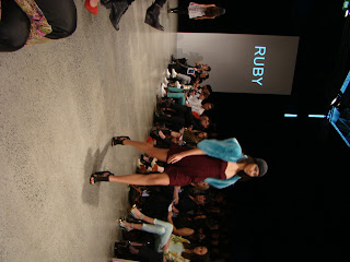 NZ Fashion Week Day One