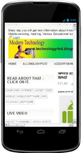 http://www.appsgeyser.com/getwidget/Modern%20Technology%20Apps