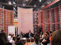 Sebastian Fitzek auf Buchmesse 2012