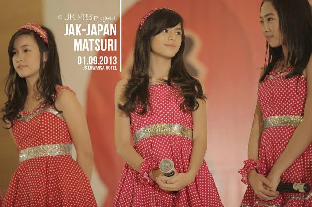 Foto JKT48 Cantik Jakarta-Japan Matsuri