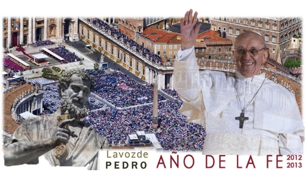 La voz de Pedro: Papa Francisco