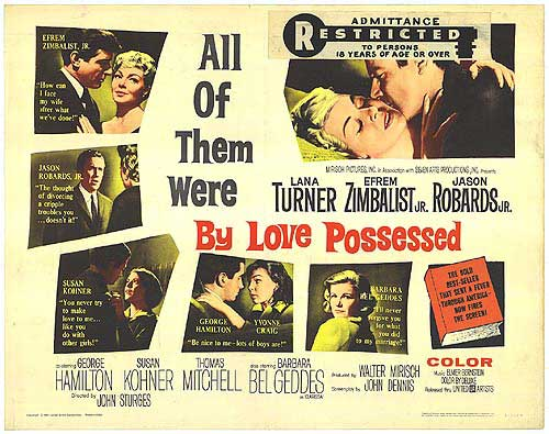 """By Love Possessed"" (1961)"