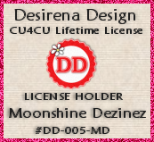 Desirena Designs CU4CU License