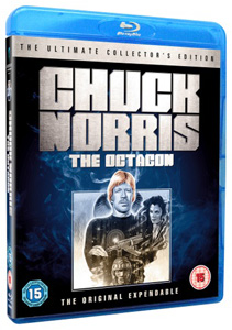 Chuck Norris The Octagon Blu-ray