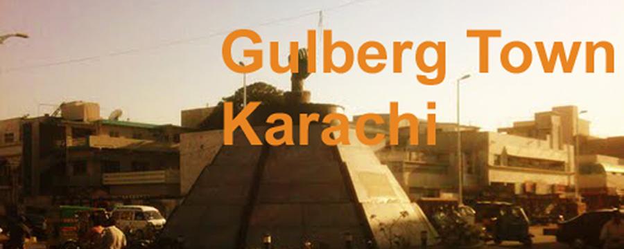 Gulberg Town Karachi