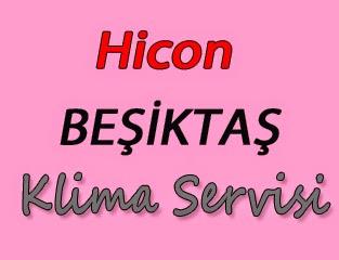 Hicon Beşiktaş Klima Servis