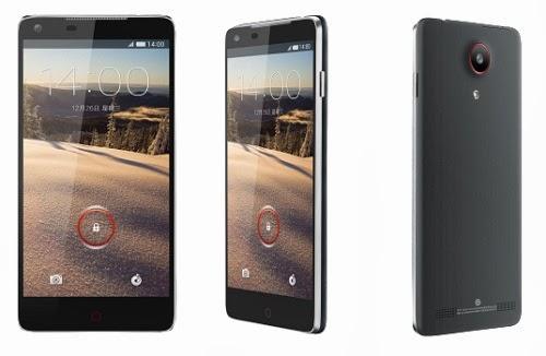 ZTE New Smartphones, ZTE GRAND SII, ZTE GRAND S II, ZTE nubia 5S, ZTE nubia 5S specs, ZTE nubia 5S mini