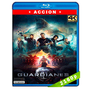 Guardianes (2017) 4K UHD Audio Dual Castellano-Ruso