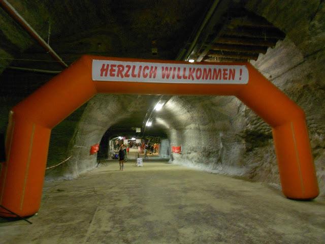 18. Kristall-Lauf Sondershausen - Herzlich Willkommen 700m unter Tage!