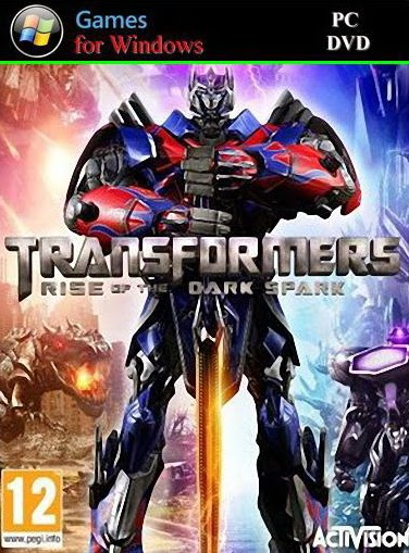 Download Game Transformers Rise of the Dark Spark Repack For PC