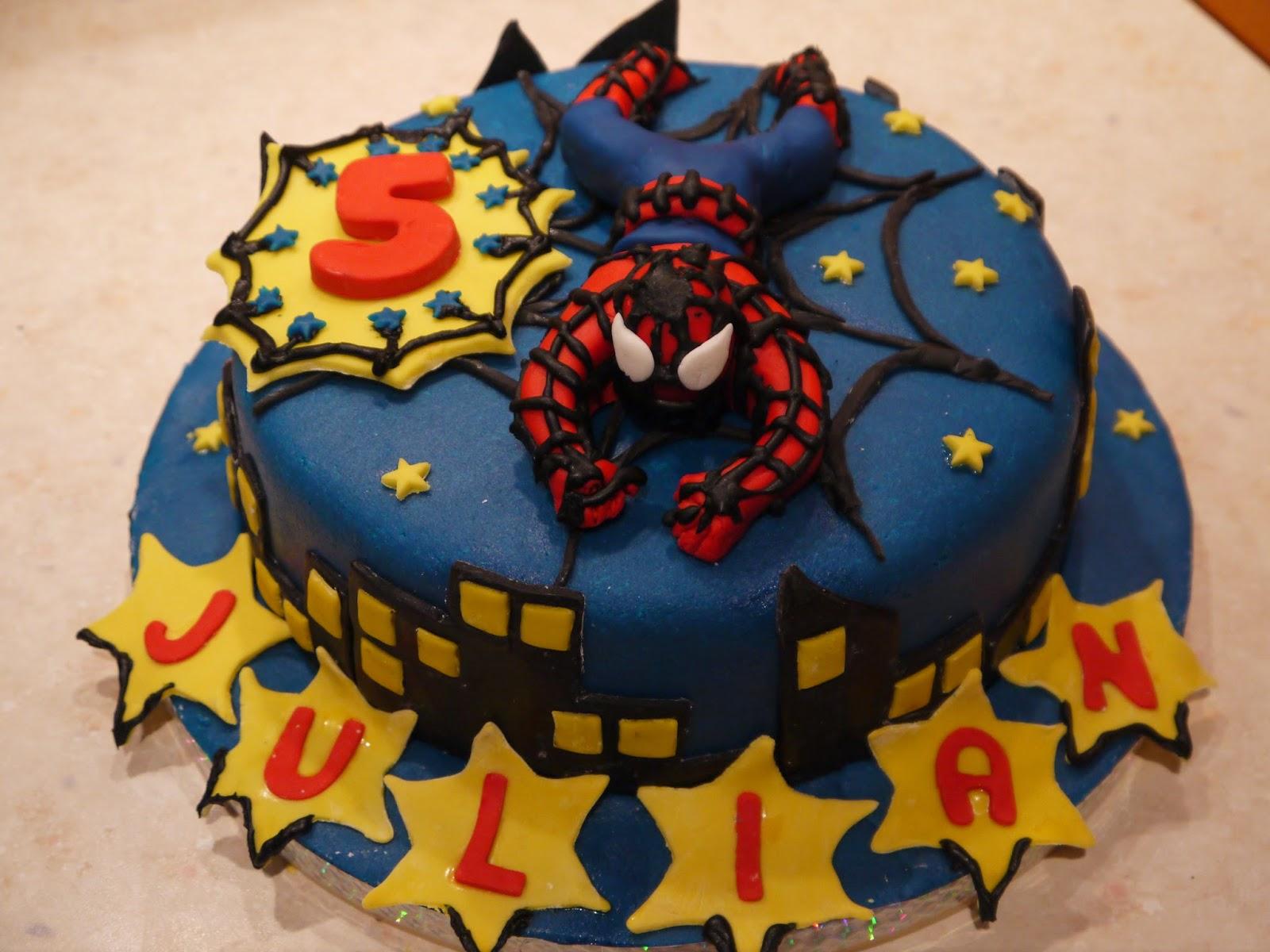 http://msfunnyhome.blogspot.de/2014/04/spiderman-torte-schokotorte-mit-schoko.html