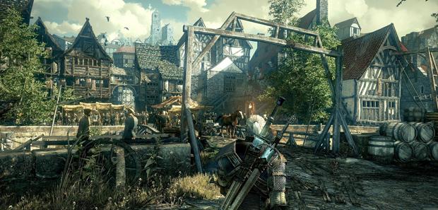 The Witcher 3 Wild Hunt - E3 2014 Trailer