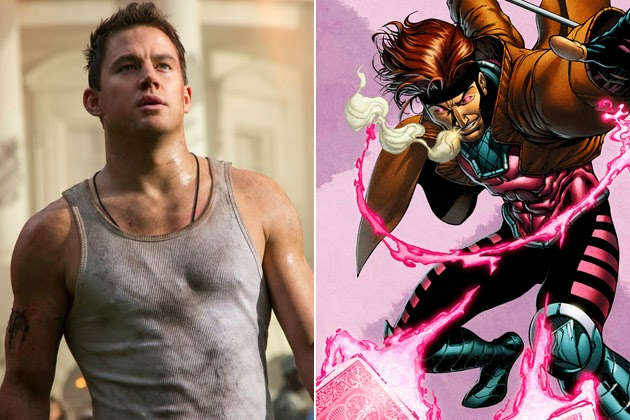 Channing Tatum Gambit X-Men Apocalypse Days of Future Past DOFP
