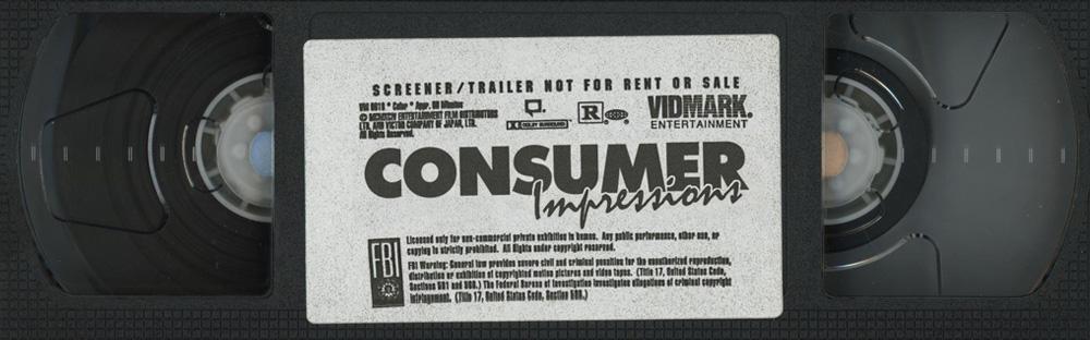 Consumer Impressions