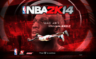 NBA 2K14 Dennis Rodman - Bad as I Wanna Be Screen