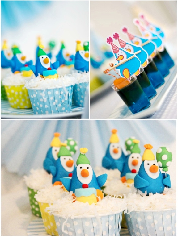 ... ' Winter Birthday Party Ideas: A Penguin Frozen Igloo Birthday Party