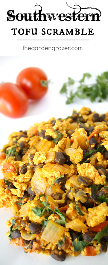 Spanish Scramble Recipe — Dishmaps