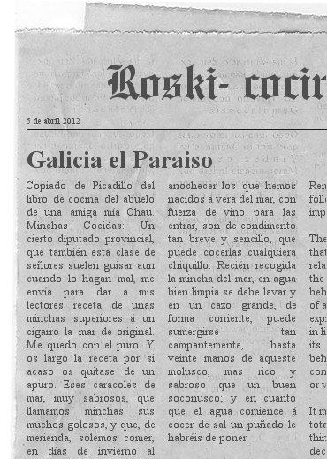Galicia el Paraíso