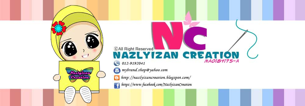 Nazlyizan Creation
