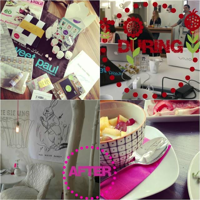 Frühstück bei Emma Blogst Pro München Collage