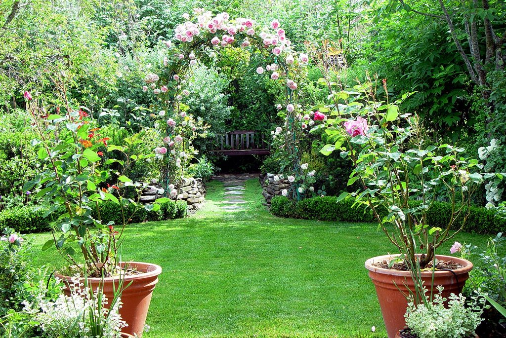 Beautiful home gardens prime home design beautiful home for Garden design plants