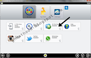 Now search for the application ''Es file explorer'' in your app search .