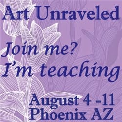 join me at art unraveled!