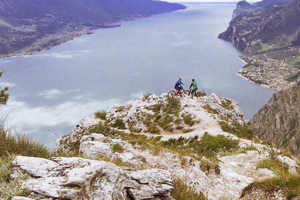 Joe Barnes's Search For The Steep - Episode 2, Lake Garda