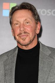pics of Larry Ellison