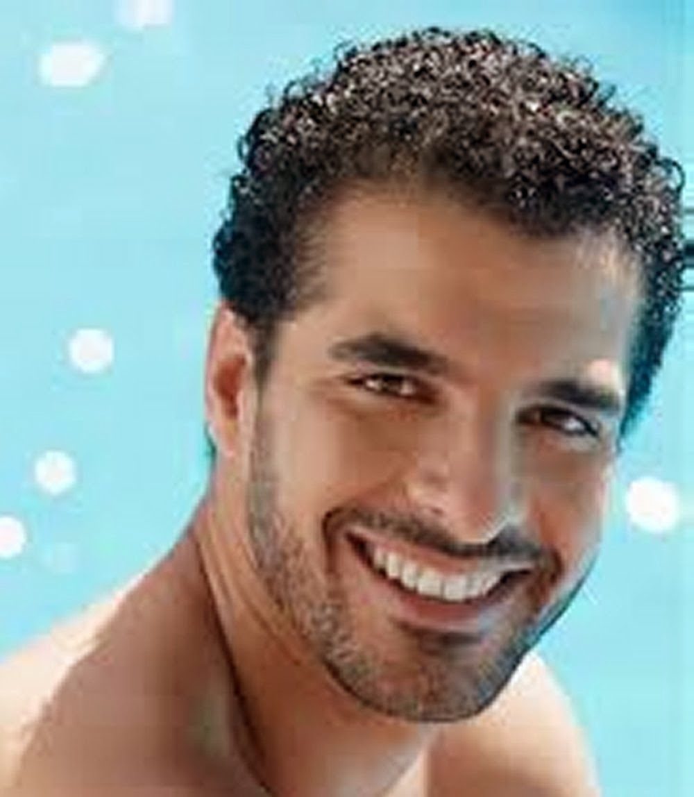 Guidelines Suggestions Curly Hair Styles Men