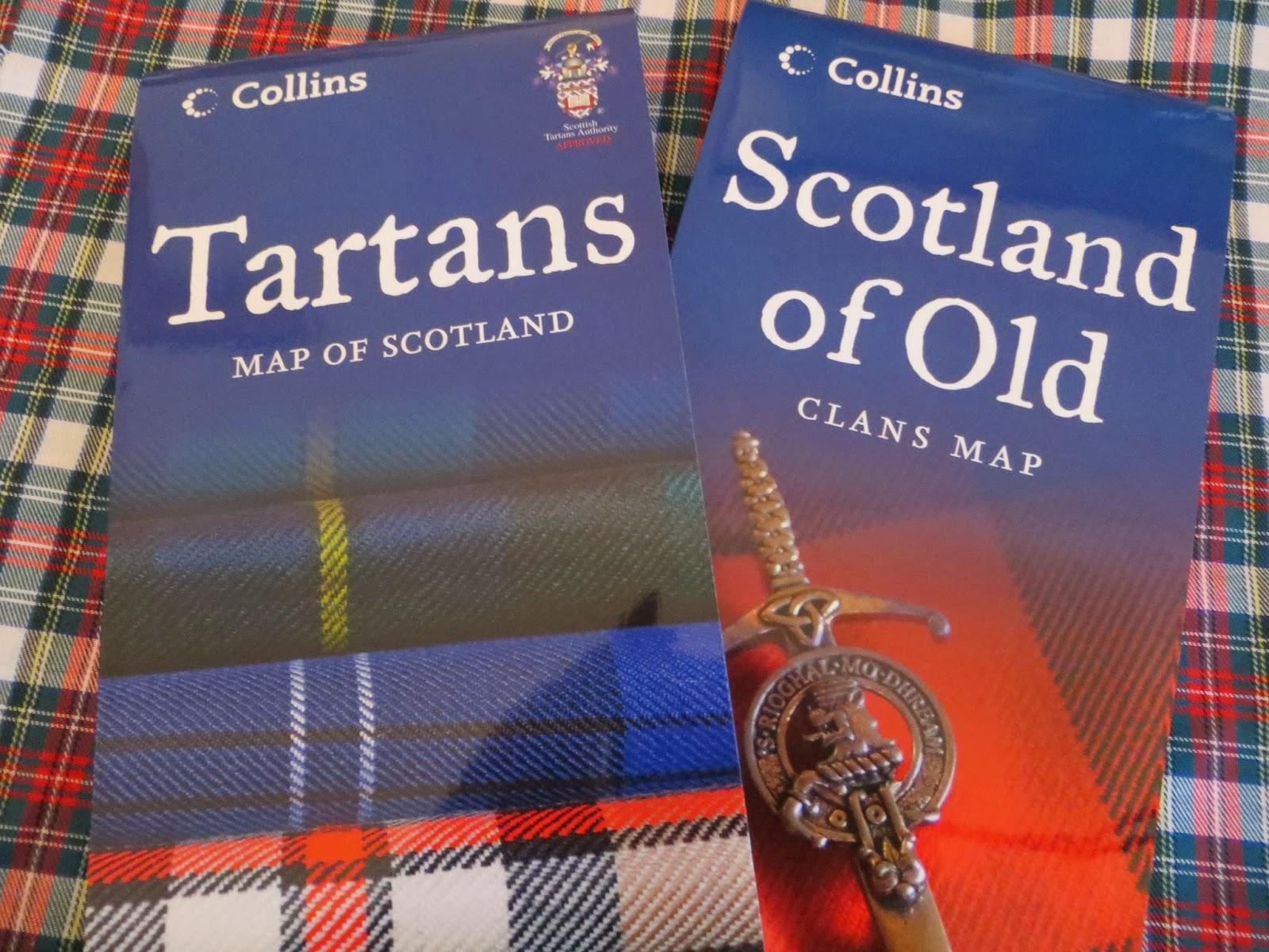 Shortbread & Ginger: Colourful Historical Scotland