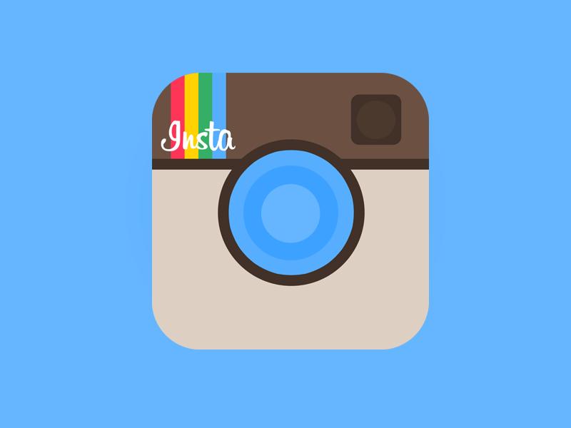 obserwuj mnie na Instagramie