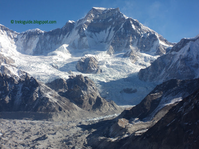 Gokyo-Chola Pass-Everest Base Camp Trekking