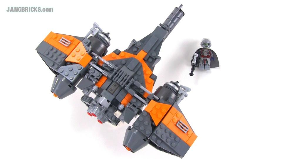 LEGO Destiny: Arcadia Jump Ship