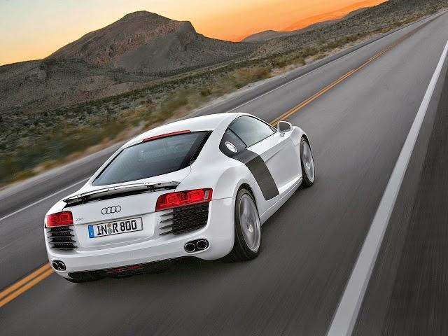 hình nền ôtô Auri R8