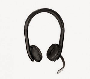 Snapdeal: Microsoft LifeChat LX-6000 headphone with mic at Rs. 2269