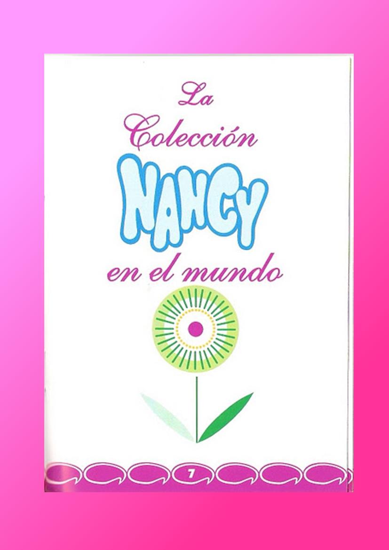 Nancy famosa nancy colecci n en el mundo for Coleccion cuchillos el mundo