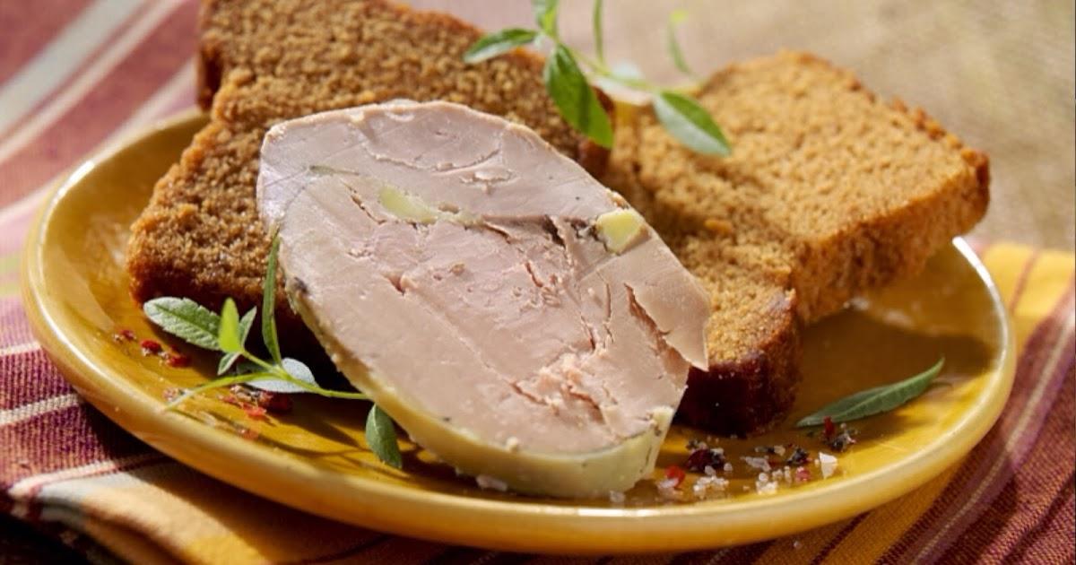Maigrir avec la méthode Montignac phase 1.: Foie gras maison