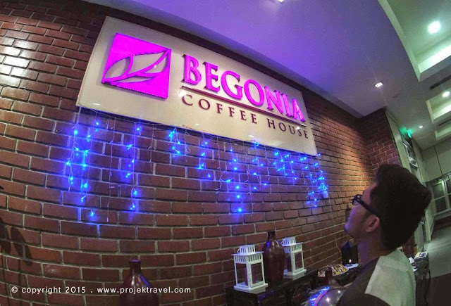Begonia Coffee House