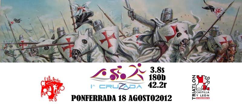 I CRUZADA PONFERRADA 3.8+180+42.2