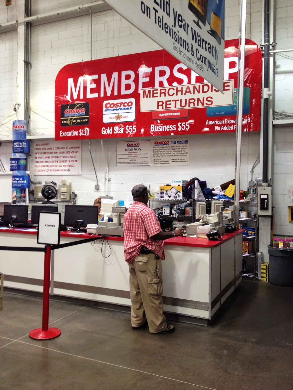 do you really know what you re eating costco return policy is the return policy is listed on a sign at the front counter of my costco whole in hackensack