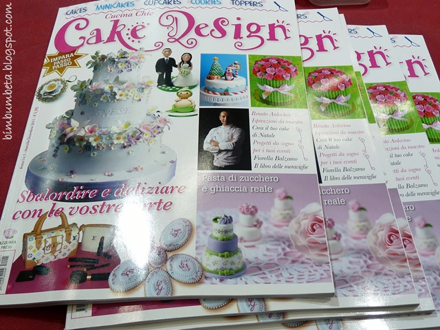 Rivista Cake Design Renato : Bim Bum Beta: ... da Il Mondo Creativo: Cake design... la ...