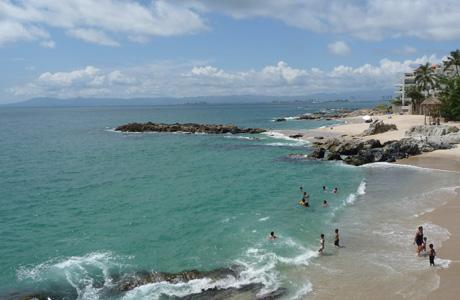 playa, Puerto Vallarta, Jalisco