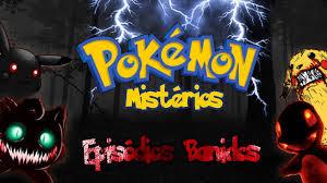 Mistérios de Pokémon
