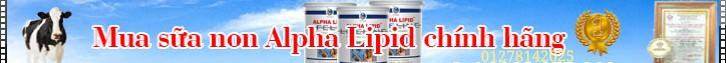 Đại lý Sữa non Alpha Lipid Lifeline tại Hải Phòng chỉ 1280k | Alpha Lipid Hải Phòng