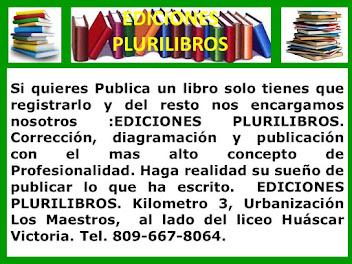 EDICIONES PLURILIBROS