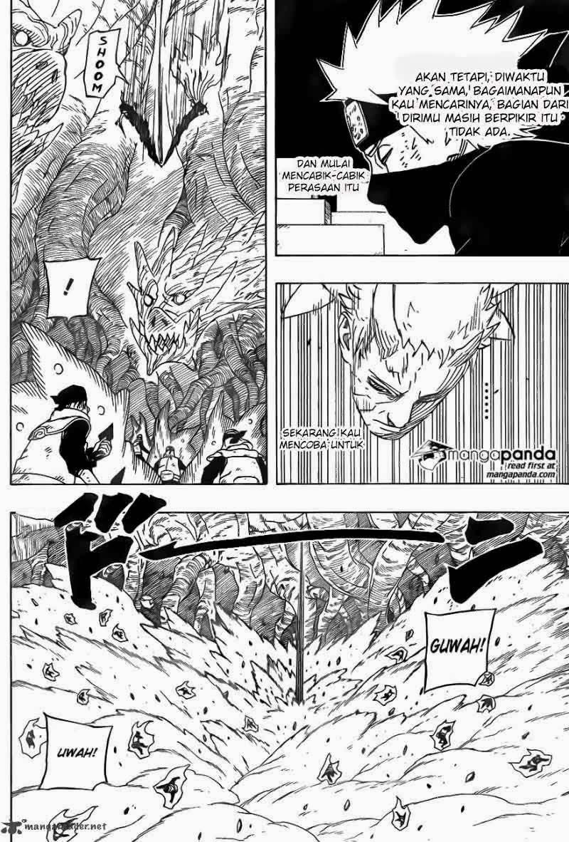 """Naruto Chapter 650 Bahasa Indonesia - """"Aku Mau Tidur"""" - Samehadaku ..."""
